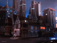 Fotomontage Lemgo der Zukunft