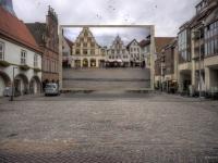 Composing Marktplatz Lemgo