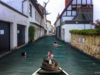 Composing Wasserstrasse Lemgo